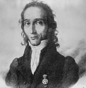 "Paganini was called ""The Devil's Son"" and ""Witch's Brat"" for his demonic and amazing violin virtuosity!  Audiences thought Paganini made a pact with the devil to be able to perform supernatural displays of technique!"