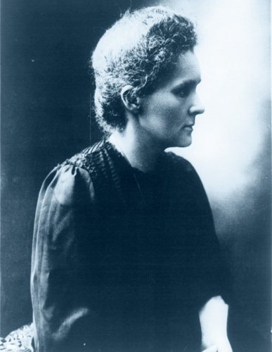 Madame Curie was one of the FIRST WOMAN scientists and one of the GREAT SCIENTISTS of the 20th Century. She discovered radium and paved the way to nuclear physics and cancer therapy. Madame Curie fought chauvinism, prejudices, sexism and plain stupidity of those who tried to stop her advancements in science.