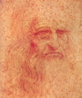 "HAPPY 561st BIRTHDAY DA VINCI! Born on April 15, 1452 in Vinci, Italy. Da Vinci was a brilliant painter, inventor, musician, engineer, sculptor, architect and scientist. The prototype of the ""RENAISSANCE MAN"", da Vinci painted the masterpieces ""MONA LISA"" and ""THE LAST SUPPER"" and wrote notebooks in his own code of mirror (backwards) writing, which kept his ideas and inventions secret."