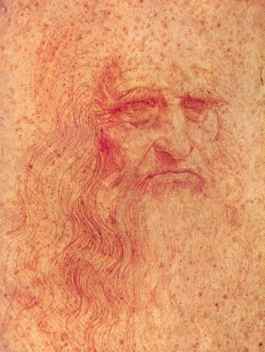"Da Vinci was a brilliant painter, inventor, musician, engineer, sculptor, architect and scientist. The prototype of the ""RENAISSANCE MAN"", da Vinci painted the masterpieces ""MONA LISA"" and ""THE LAST SUPPER"" and wrote notebooks in his own code of mirror (backwards) writing, which kept his ideas and inventions secret."