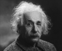 "ALBERT EINSTEIN (1879-1955) ""AT A VERY DISTANT DATE IN THE FUTURE, THE AVERAGE MIND MAY SURPASS THAT OF GALILEO"" - ALBERT EINSTEIN, Genius Physicist"