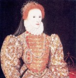 QUEEN ELIZABETH I, known as the Virgin Queen, was the daughter of King Henry VIII and was the Queen of England from 1558-1603. Elizabeth I was a DIPLOMATIC GENIUS, who made England into a major world power.