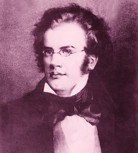 "FRANZ SCHUBERT was the quintessential Romantic composer/starving artist who composed hundreds of songs for voice and piano, nine symphonies including the famous ""UNFINISHED SYMPHONY"", died in poverty and managed to get buried next to his hero BEETHOVEN, all by the age of 31!"