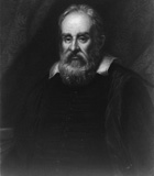 HAPPY 449TH BIRTHDAY GALILEO! (1564-1642). Born on Feb 15, 1564 in Pisa Italy. GALILEO GALILEI was one of the world's greatest scientific pioneers. He was an inventor, astronomer and a REBEL, who angered the ROMAN CATHOLIC CHURCH by claiming the Earth is NOT the central point of the universe, which the Church claimed it was.