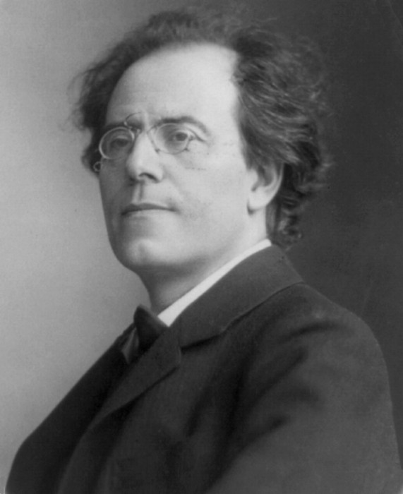 "Gustav Mahler, Tragic Genius Composer, Conductor and Fatalist, composed The Sixth Symphony ""TRAGIC"", featuring his famous ""THREE BLOWS OF FATE"", which came TRUE in Mahler's own life!"
