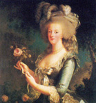 "HAPPY 258th BIRTHDAY MARIE ANTOINETTE (1755-1793) Born on Nov. 2, 1755 in Vienna, Austria. The Famous Queen of France who was claimed to have said ""LET THEM EAT CAKE!"" while the peasants were starving. As a child, Marie Antoinette met Wolfgang Amadeus Mozart when he came to perform for the Imperial family. Legend has it that after the concert, while Mozart (who was about the same age as Marie Antoinette) was playing with the children, slipped and Marie caught him. Mozart stated ""I'll marry you someday."""