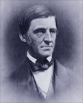 "NEW GENIUS!RALPH WALDO EMERSON (1803-1882), Essayist, Poet, Lecturer, Philosopher, FOUNDER of ""TRANSCENDENTALISM"" and The ""SAGE OF CONCORD"", who famously wrote ""IF WE ARE RELATED, WE SHALL MEET""!"