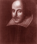"WILLIAM SHAKESPEARE, the GREATEST PLAYWRIGHT and DRAMATIST in History, wrote such GENIUS masterpieces as ""HAMLET"", ""ROMEO AND JULIET"" and ""MACBETH""!"