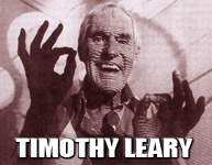 "NEW GENIUS BIOGRAPHY! TIMOTHY LEARY BIOGRAPHY! (1920-1996) DR. TIMOTHY LEARY, Harvard Professor, Psychologist, Mind-Altering Guru, Controversial Counterculture Icon, Futurist, who challenged the status quo and declared the famous counterculture phrase ""Turn on, tune in, drop out!"""