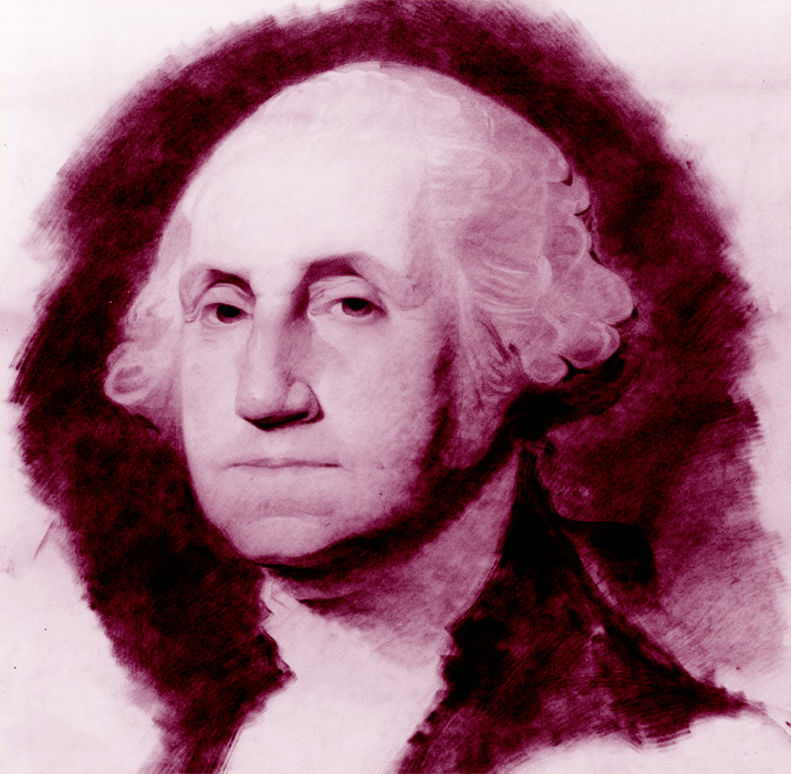 "GEORGE WASHINGTON, the FIRST PRESIDENT of the UNITED STATES, Commander in Chief of the Continental Army in the AMERICAN REVOLUTION, President of the Convention that WROTE THE U.S. CONSTITUTION  and ""FATHER OF THE COUNTRY""!"