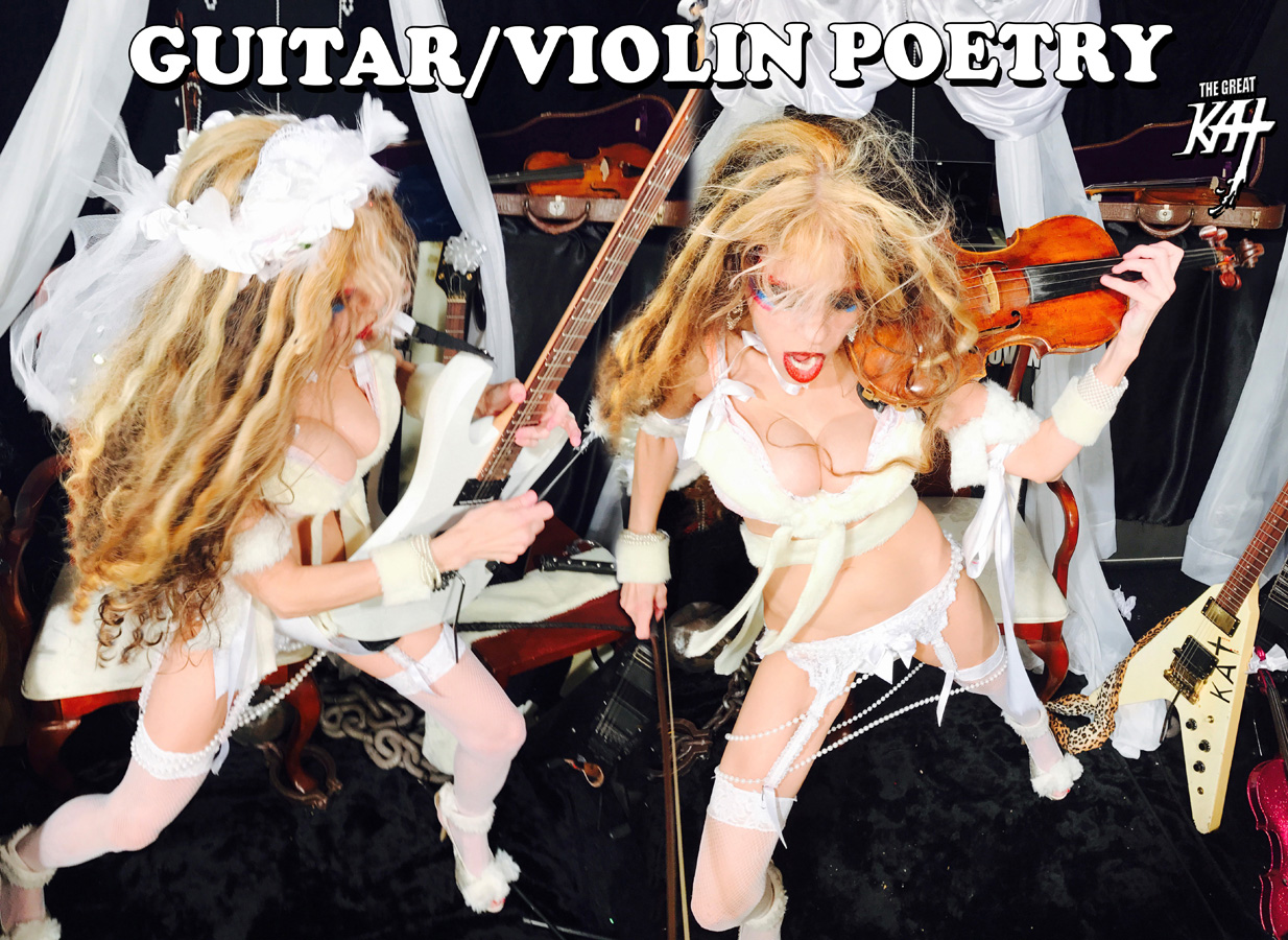 GUITAR/VIOLIN POETRY