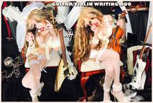 GUITAR/VIOLIN WRITING DUO!