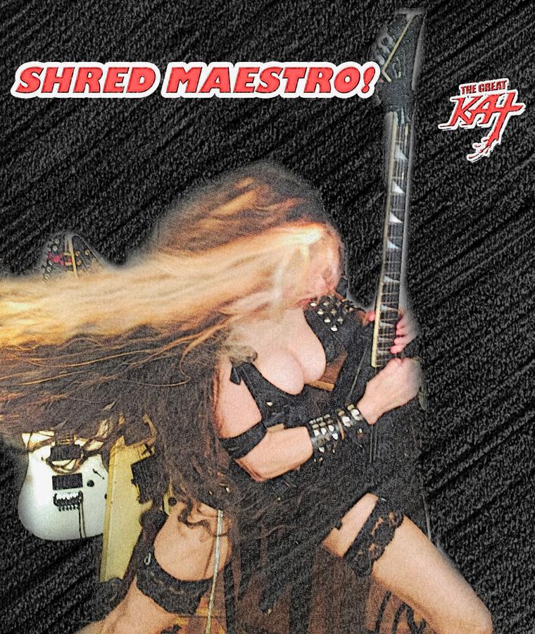SHRED MAESTRO!