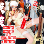 """THE GREAT KAT'S """"BEETHOVEN, BEETHOVEN AND THE REINCNARNATION OF BEETHOVEN"""" CD!"""