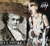 THE GREAT KAT & BEETHOVEN ON HYPERSPEED!!!