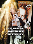 THE GREAT KAT DOMINATES BEETHOVEN!