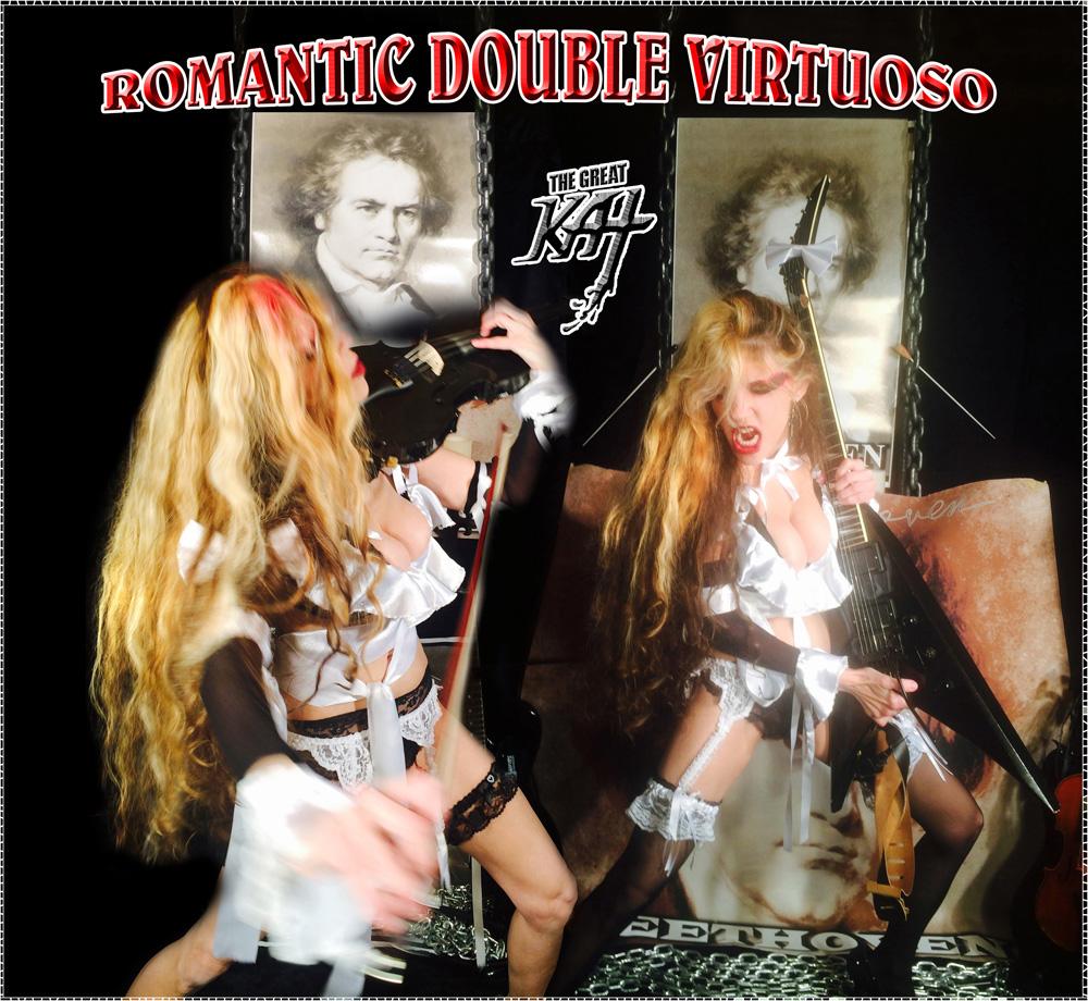 ROMANTIC DOUBLE VIRTUOSO