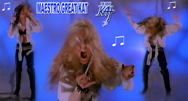 "MAESTRO GREAT KAT FROM ""BEETHOVEN MOSH"" MUSIC VIDEO!"