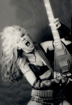 """BEETHOVEN ON SPEED"" ERA'S THE GREAT KAT GUITAR SHREDDER!"