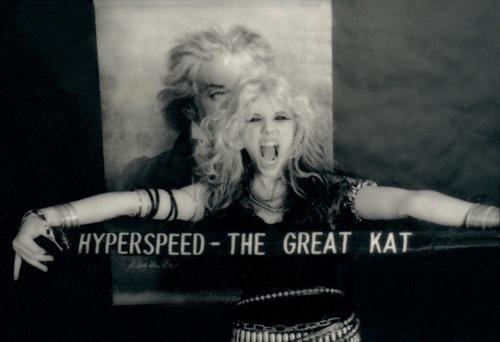 """BEETHOVEN ON SPEED"" ERA'S ""HYPERSPEED - THE GREAT KAT""!"