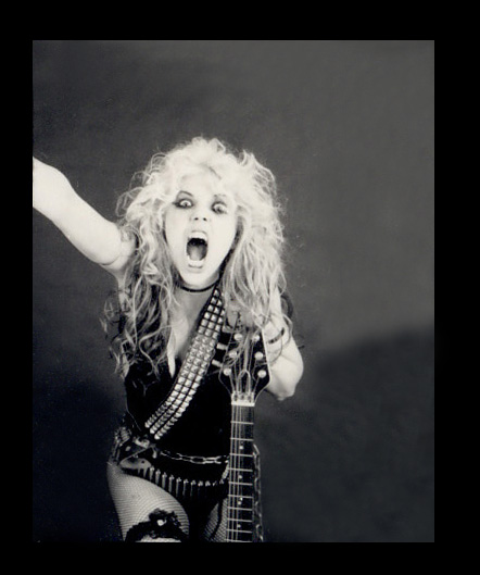 """METAL HISTORY!!! """"BEETHOVEN ON SPEED"""" ERA'S ALL HAIL the SPEED METAL LEGEND THE GREAT KAT!! !"""