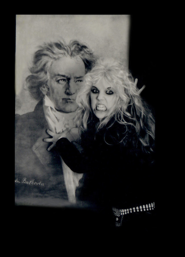 """RARE METAL HISTORY! """"BEETHOVEN ON SPEED"""" ERA'S THE GREAT KAT IS the BEETHOVEN of the 21st CENTURY!"""
