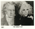 "THE GREAT KAT/BEETHOVEN Promo Shot for the GROUNDBREAKING SHREDCLASSICAL CD ""BEETHOVEN ON SPEED""!! The Great Kat THRASHES Beethoven!!!"
