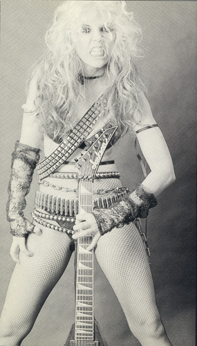 """THE GREAT KAT """"BEETHOVEN ON SPEED"""" CD PHOTOS!"""
