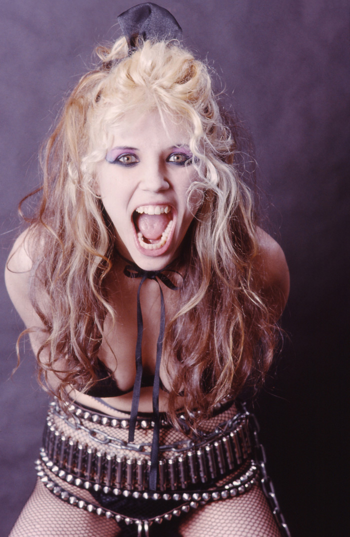 """BEETHOVEN ON SPEED"" ERA'S THE GREAT KAT DECLARES ""YOU'RE POSSESSED""!"