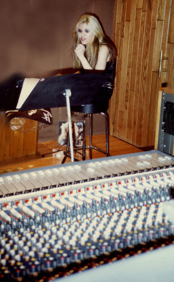 """RARE! THE GREAT KAT RECORDING the HISTORIC """"BEETHOVEN ON SPEED"""" CD!"""