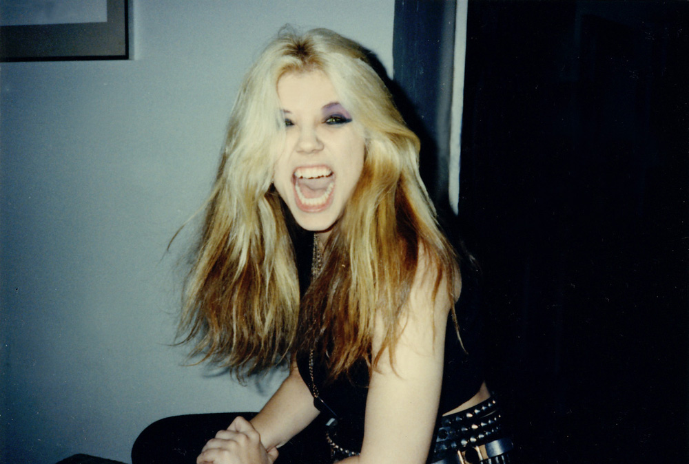 """RARE! THE GREAT KAT HAVING FUN at the REVOLUTIONARY """"BEETHOVEN ON SPEED"""" CD RECORDING!"""