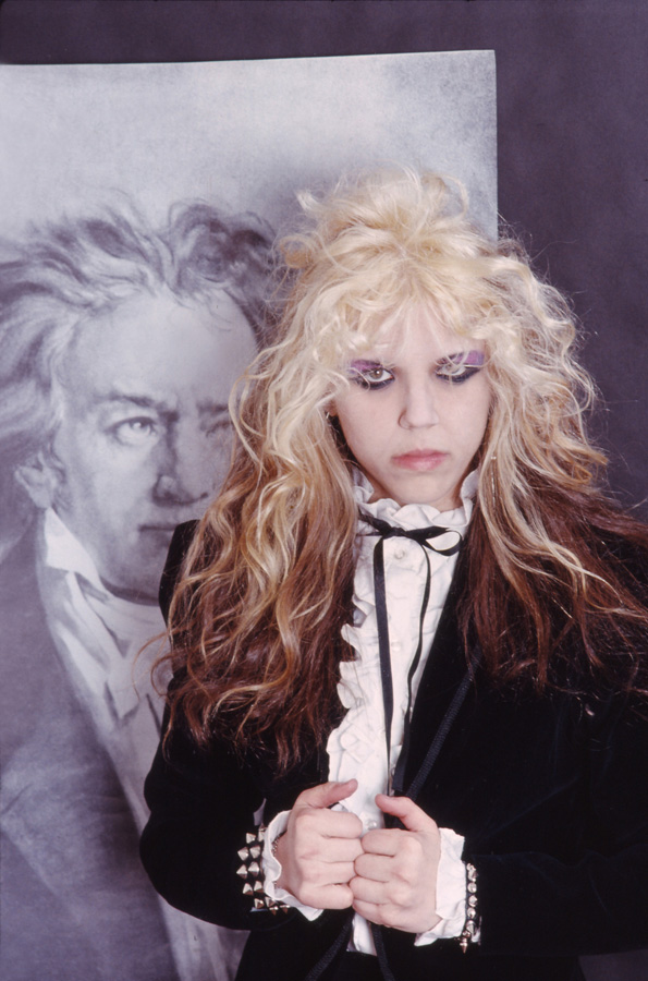 """RARE! """"BEETHOVEN ON SPEED"""" ERA'S - THE 2 MAESTROS: BEETHOVEN  & THE GREAT KAT!"""