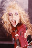 "RARE! ""BEETHOVEN ON SPEED"" ERA'S VIOLIN VIRTUOSO GREAT KAT SHREDS ""THE 21st CENTURY""!"