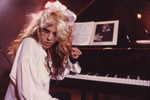 "SEXY PIANO SHREDDER The Great Kat on ""BEETHOVEN MOSH"" Music Video from the �BEETHOVEN ON SPEED� ERA!"