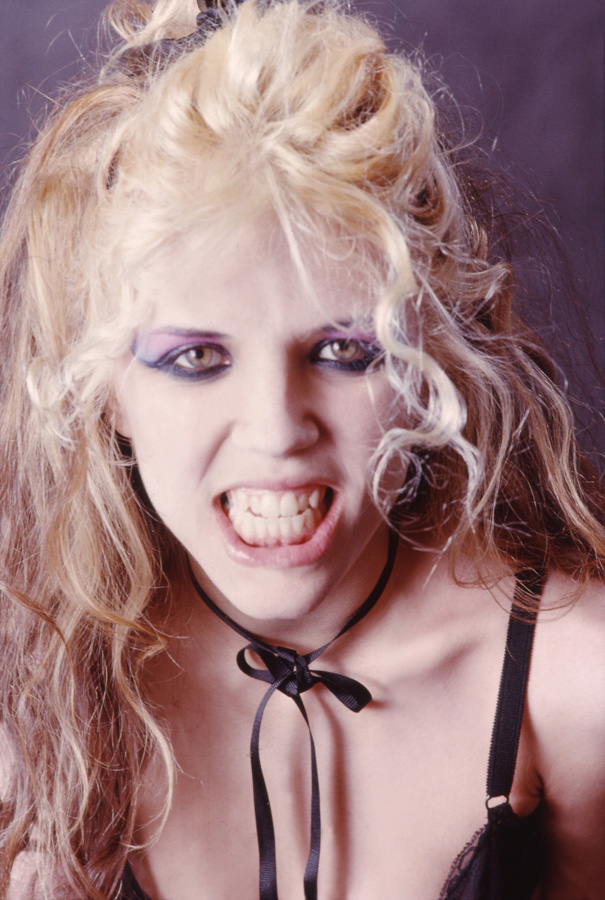 """RARE METAL HISTORY! """"BEETHOVEN ON SPEED"""" ERA'S THE GREAT KAT REINCARNATION OF BEETHOVEN SMILES!! NOW BOW!"""