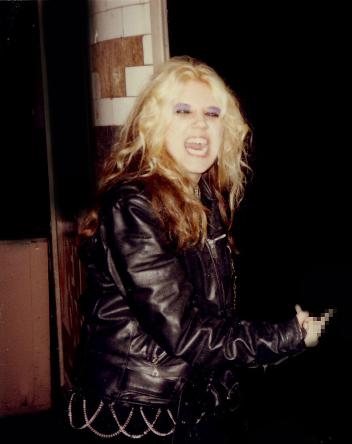 """RARE METAL HISTORY!! FUN TIMES in NEW YORK CITY with THE GREAT KAT after """"BEETHOVEN ON SPEED"""" RECORDING REHEARSAL!"""