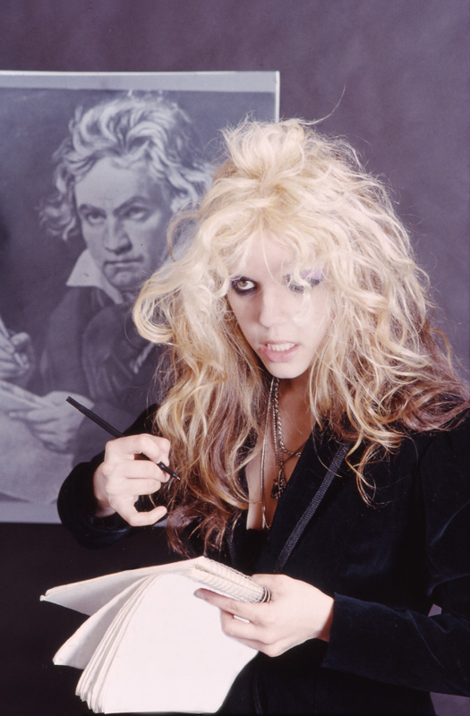 """""""BEETHOVEN ON SPEED"""" ERA'S THE GREAT KAT IS THE REINCARNATION OF BEETHOVEN!"""