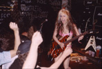 """BEETHOVEN ON SPEED"" ERA's GREAT KAT SHREDS LIVE in NYC!"