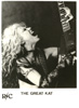 "THE GREAT KAT's Promo Shot for the GROUNDBREAKING SHREDCLASSICAL CD ""BEETHOVEN ON SPEED""!! The Great Kat THRASHES Beethoven!!!"