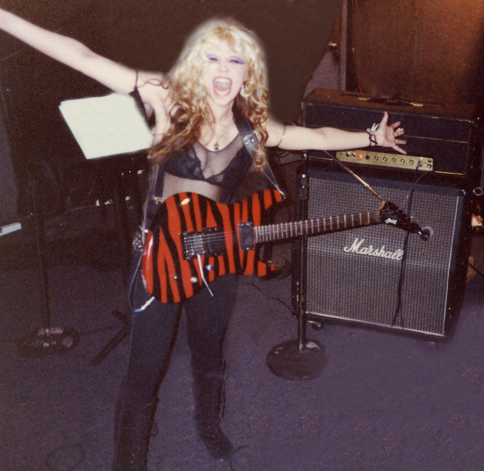 """REHEARSAL for """"BEETHOVEN ON SPEED"""" RECORDING! The Great Kat WELCOMES you """"BACH TO THE FUTURE""""!"""