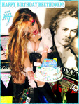 "KAT HOT ""BEETHOVEN'S BIRTHDAY"" PHOTOS! OFFICIAL GREAT KAT HOLIDAY!! CELEBRATE BEETHOVEN'S BIRTHDAY on DEC 16!! LUDWIG VAN BEETHOVEN was born on DEC. 16, 1770 in Bonn, Germany. BEETHOVEN ADVANCED CIVILIZATION with UNRELENTING MUSICAL POWER & TECHNICAL PERFECTION! BEETHOVEN RULES HISTORY!"