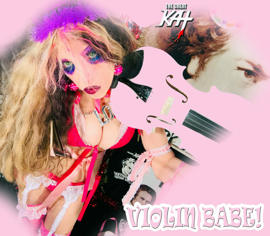 Violin Babe!