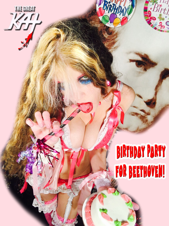 BIRTHDAY PARTY for BEETHOVEN!