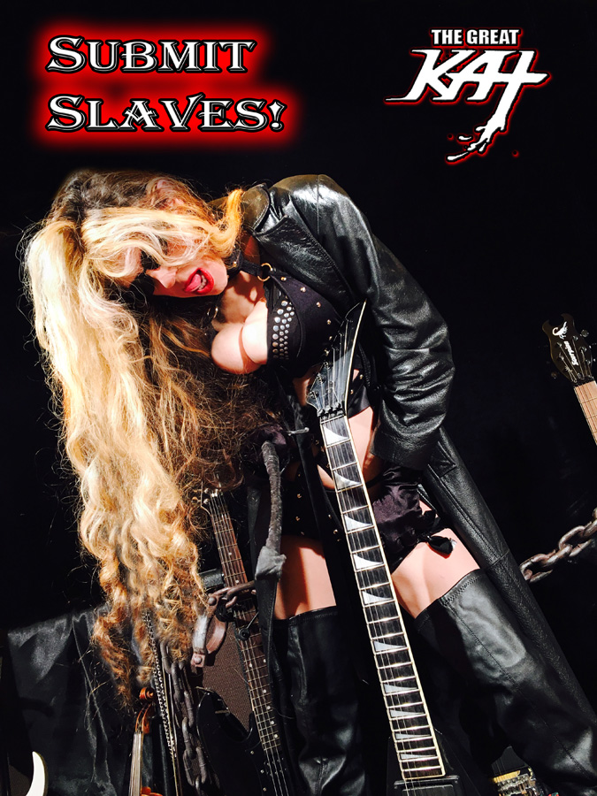 SUBMIT SLAVES!!
