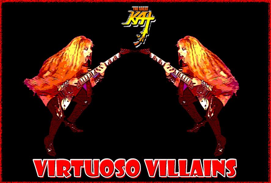 THE GREAT KATS - VIRTUOSO VILLAINS!