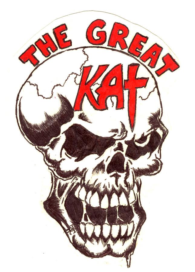 The Great Kat CARTOONS!