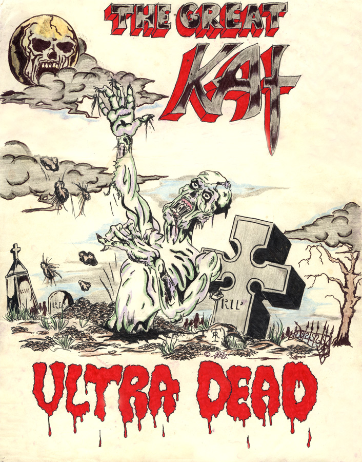 THE GREAT KAT ULTRA DEAD!