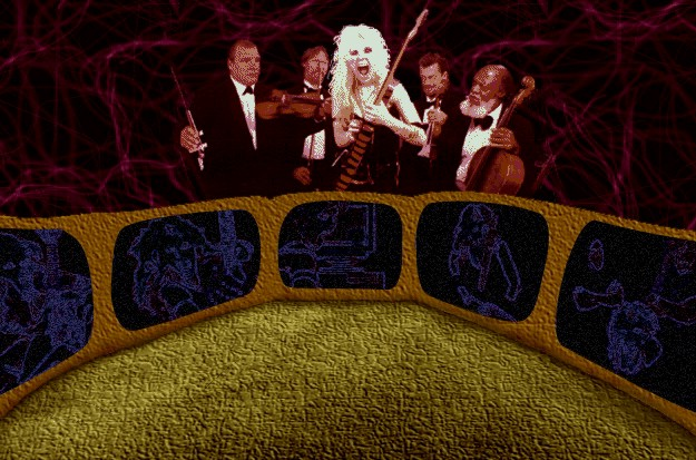 "THE GREAT KAT ""DIGITAL BEETHOVEN ON CYBERSPEED"" CD-ROM"