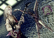 "THE GREAT KAT'S ""DIGITAL BEETHOVEN ON CYBERSPEED"" CD-ROM KAT SLAVE CLUB!"