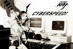 "�DIGITAL BEETHOVEN ON CYBERSPEED� ERA�S ""CYBERSPEED"" GREAT KAT PHOTO!"
